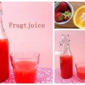 Frugtjuice