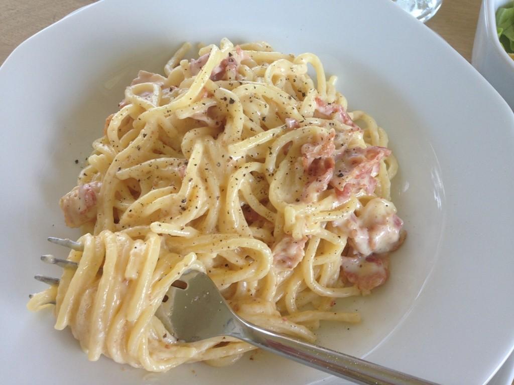 Spaghetti Carbonara Opskrift Madlingdk