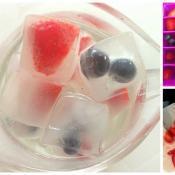 Isterninger med bær