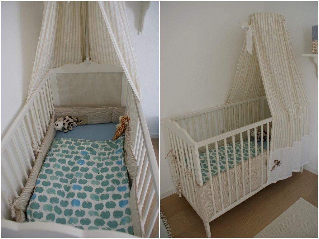Plassbygd seng til jenterommet