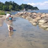 Skodsborg strand