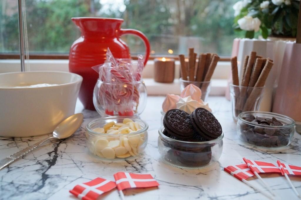 Varm kakao bar