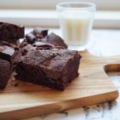 Brownie uden nødder