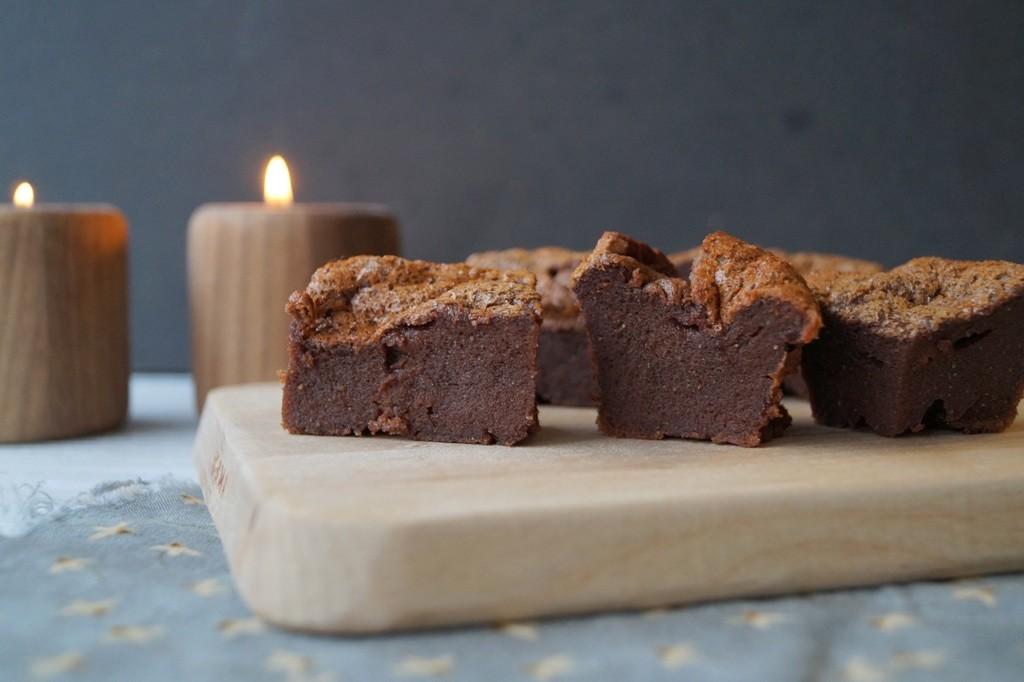 Chokoladekage Uden Mel Og Sukker Madlingdk