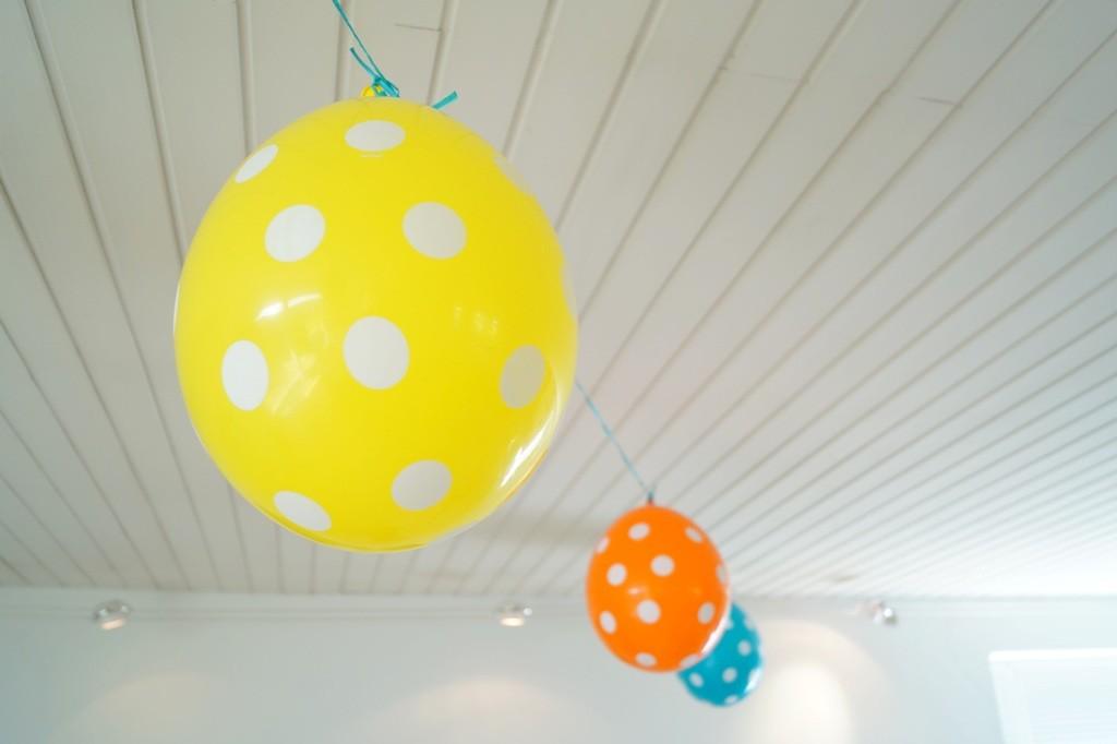 3 års fødselsdag med cirkus tema