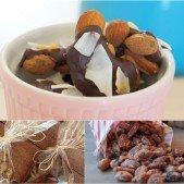 6 gode opskrifter på snack-mandler