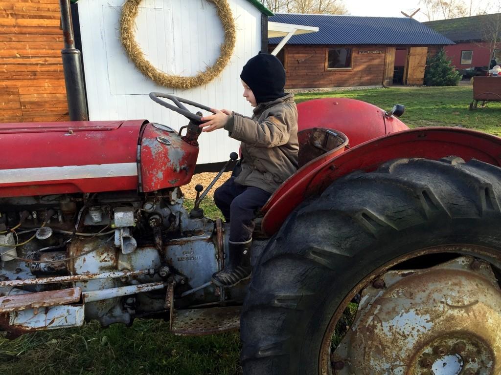 Jul på Dyssegaarden