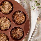 Små farsbrød i muffinform