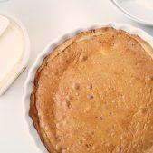 Chocolate chip cookie tærte