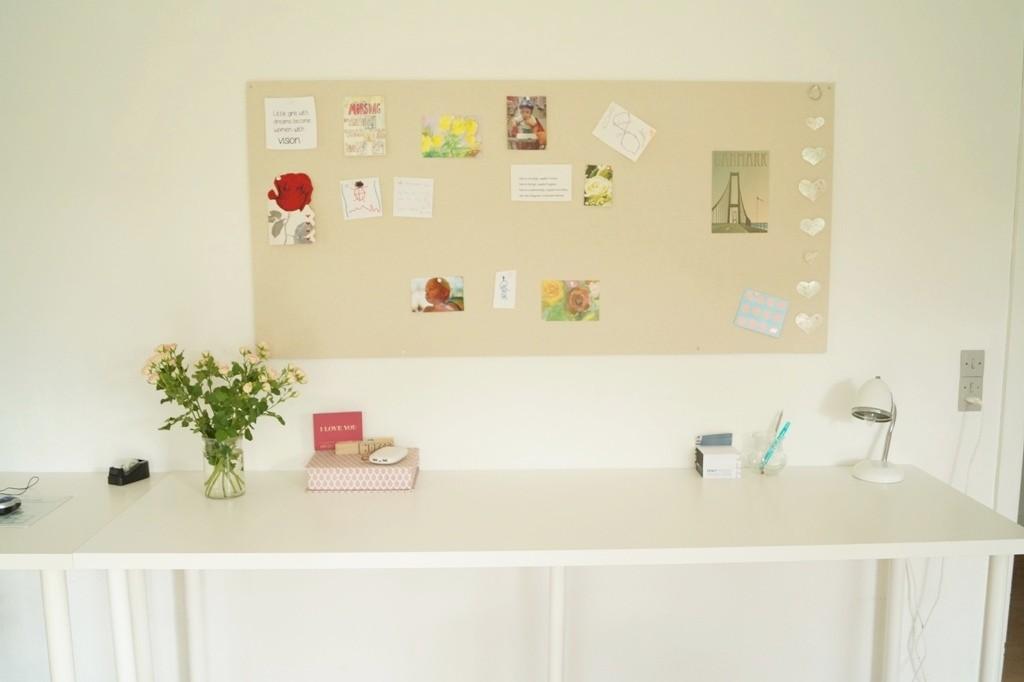 Sådan laver man en hjemmelavet opslagstavle