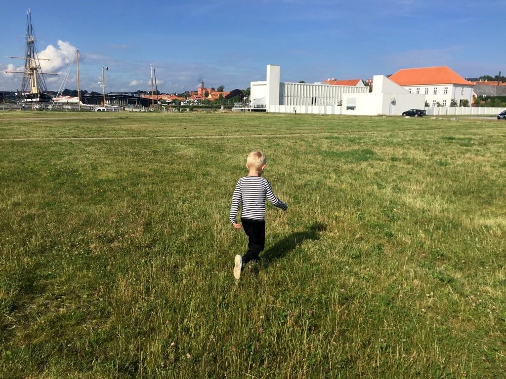 Hyggelige steder i Ebeltoft by med børn