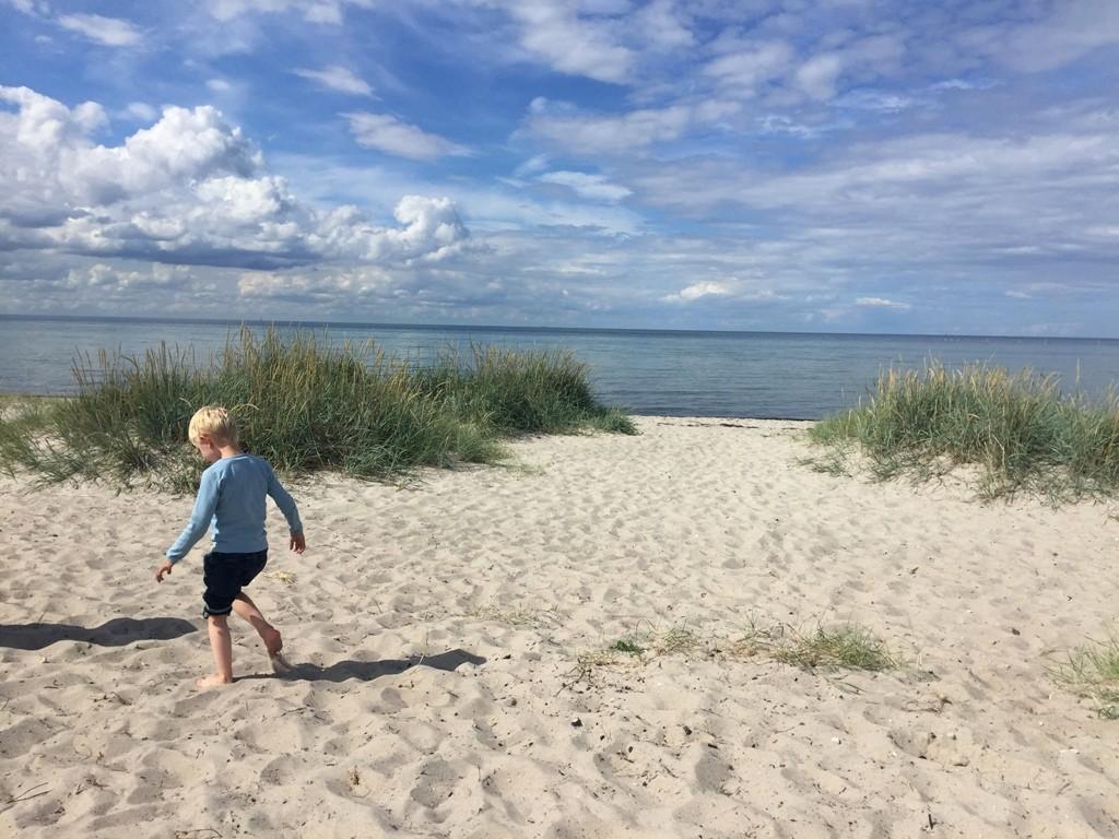 Tips til hyggelige steder i Ebeltoft by med børn