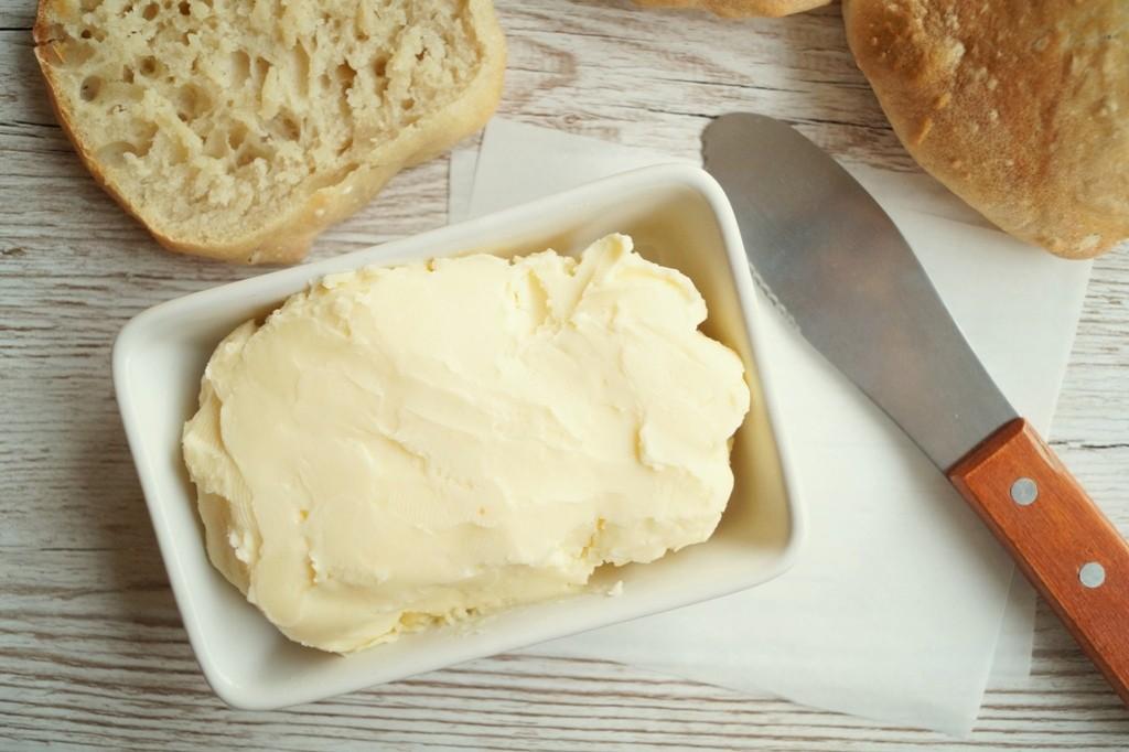 Hjemmelavet smør