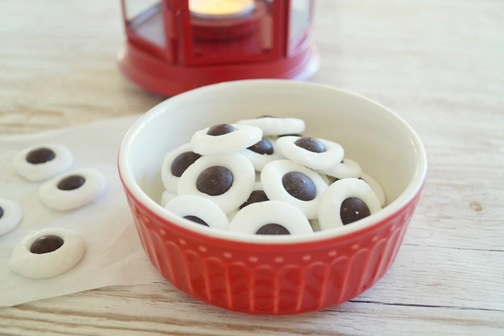 Hjemmelavede pebermyntepastiller