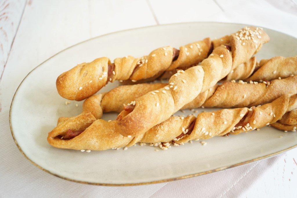 Fuldkorns-pizzastænger