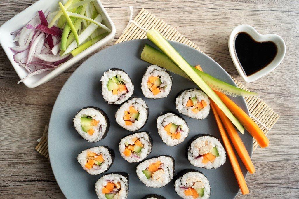 sushi uden