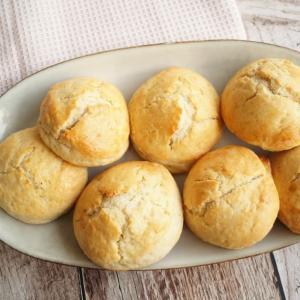 Hjemmelavede scones