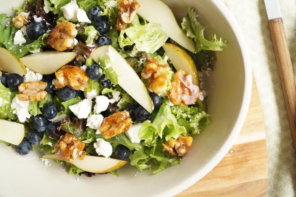 6 af mine yndlings-salater