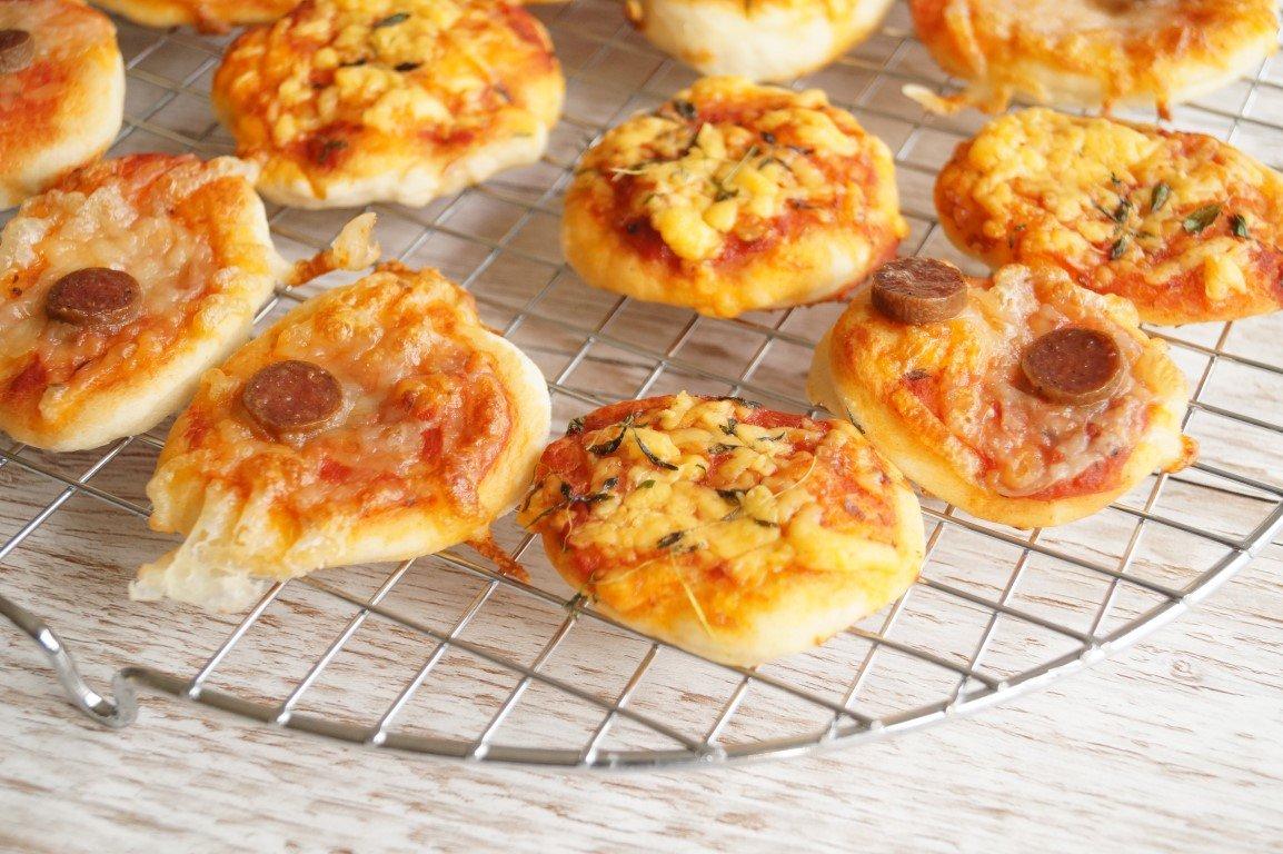 pizzadej med havregryn