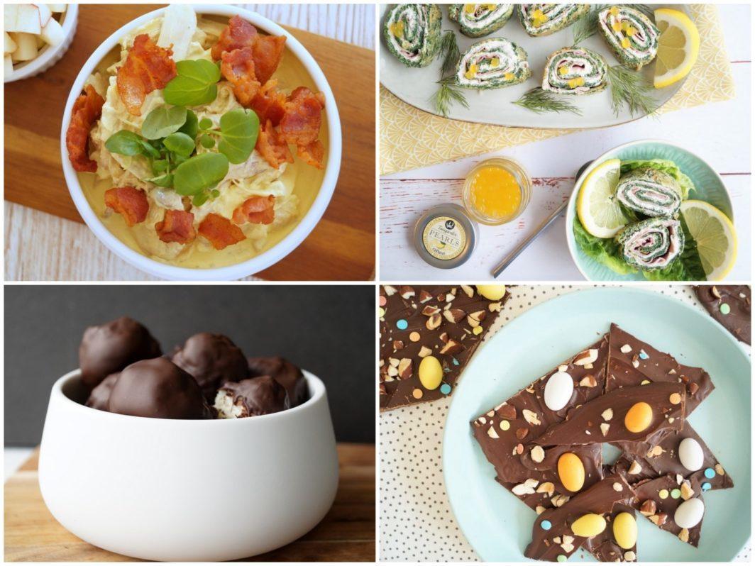 Opskrifter til påskefrokosten