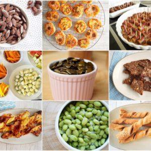 Snacks til nytårsaften